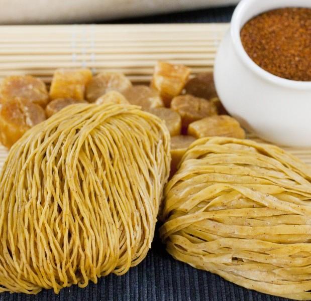 瑤柱蝦子麵