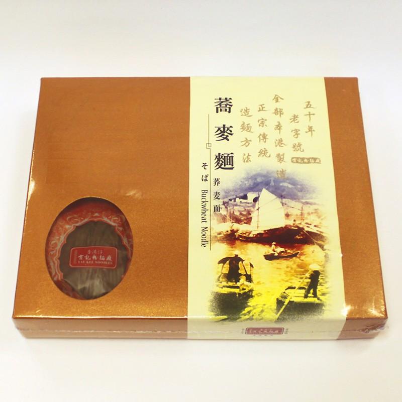 日本蕎麥麵金裝禮盒