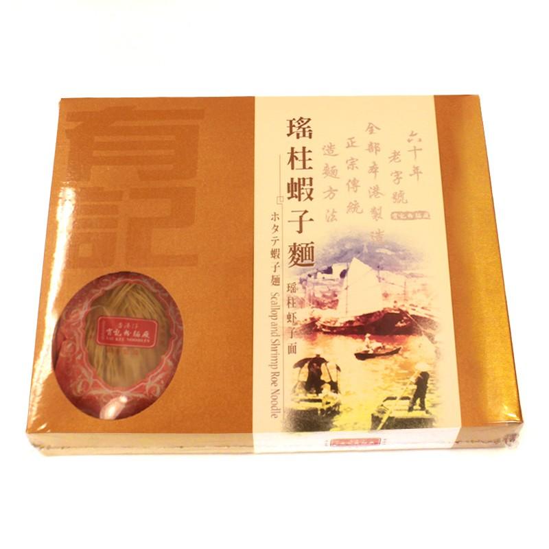 瑤柱蝦子麵金裝禮盒